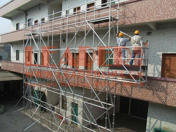 Hse Different Types Of Scaffolding Structure In Safety