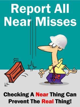 Image result for near misses